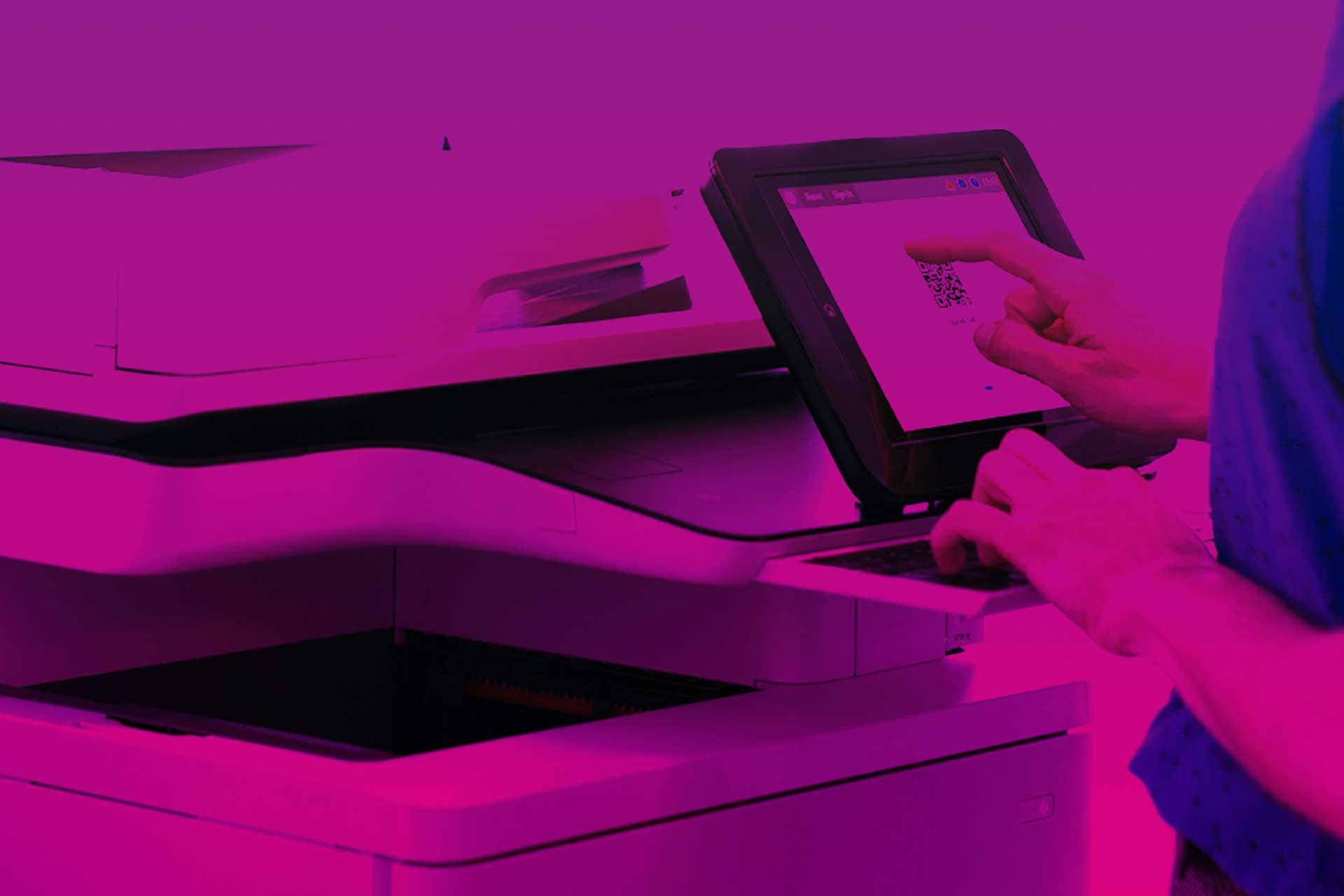 Eprint cloud printing solution